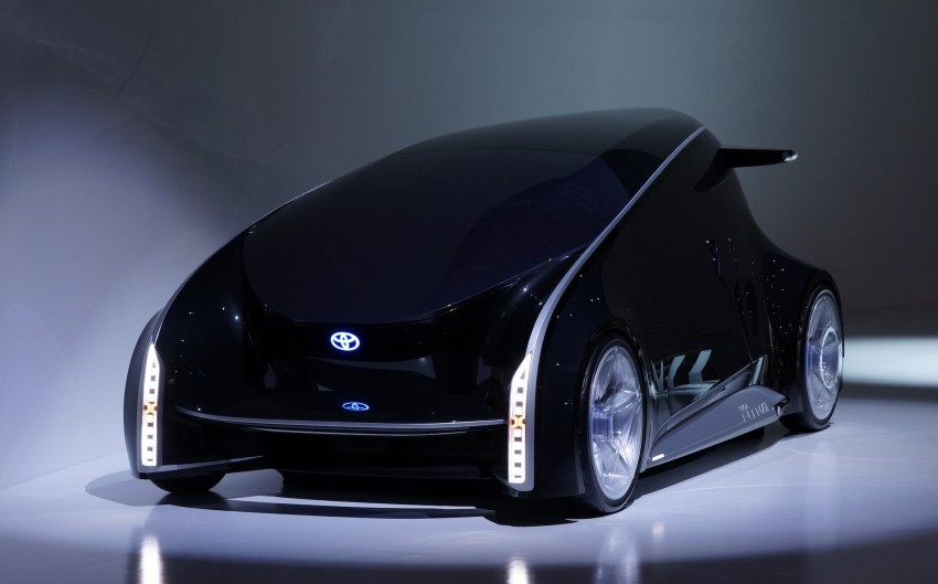 Tokyo 2011: Toyota shows off the Fun-Vii concept Image #78568