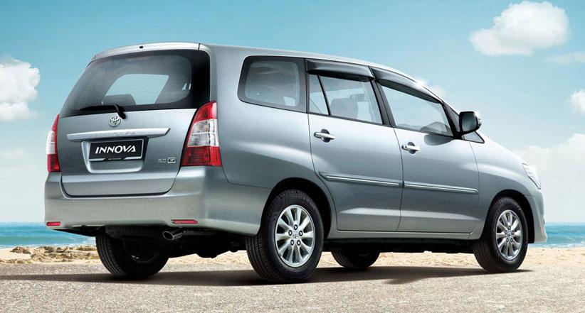 Toyota's IMV vehicles reach five million unit milestone Image #105626
