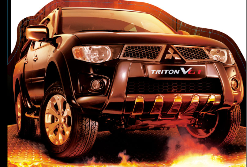 Mitsubishi Triton VGT is here – 178 PS, 350 Nm, RM106k Image #90814