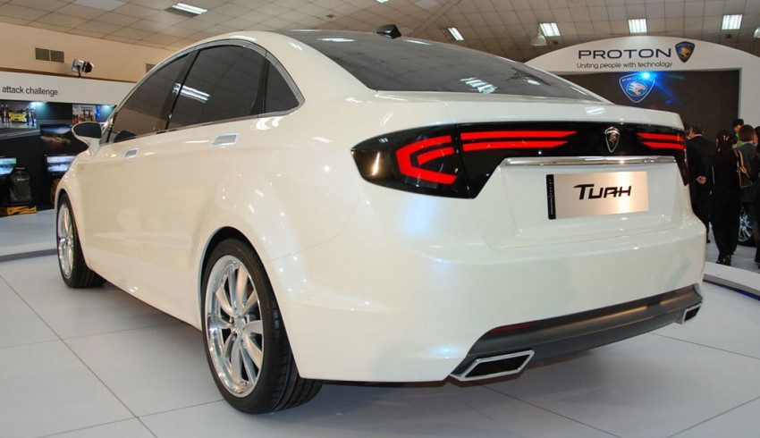 Proton P3-21A rear end uncovered for the first time? Image #86004