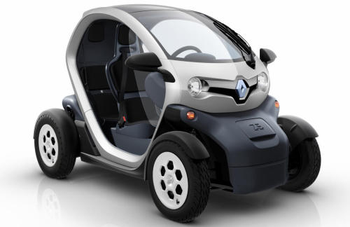 Renault Twizy – looking to bowl over the scooter crowd Image #59121