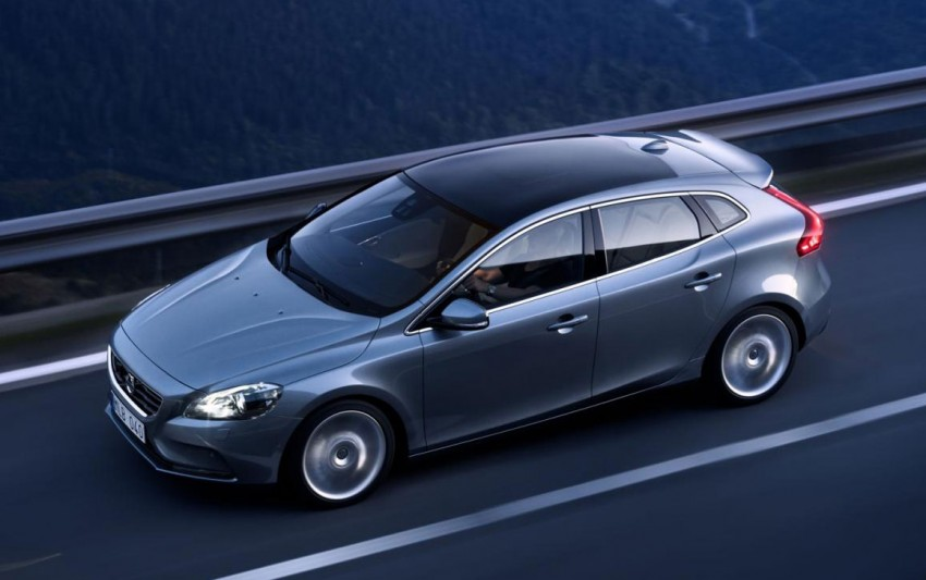 LEAKED: Volvo V40 video and hi res pics emerge online Image #90066