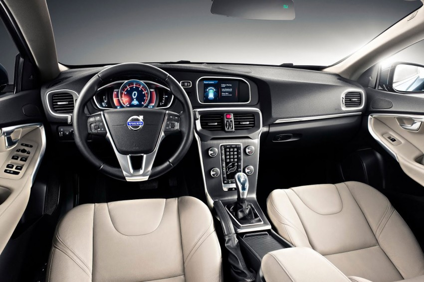 LEAKED: Volvo V40 video and hi res pics emerge online Image #90067