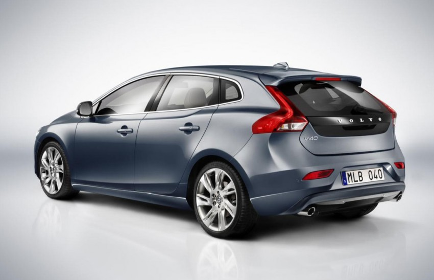 LEAKED: Volvo V40 video and hi res pics emerge online Image #90068