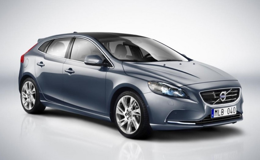 LEAKED: Volvo V40 video and hi res pics emerge online Image #90070