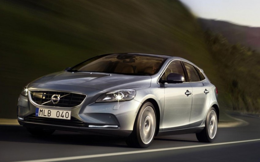 LEAKED: Volvo V40 video and hi res pics emerge online Image #90073