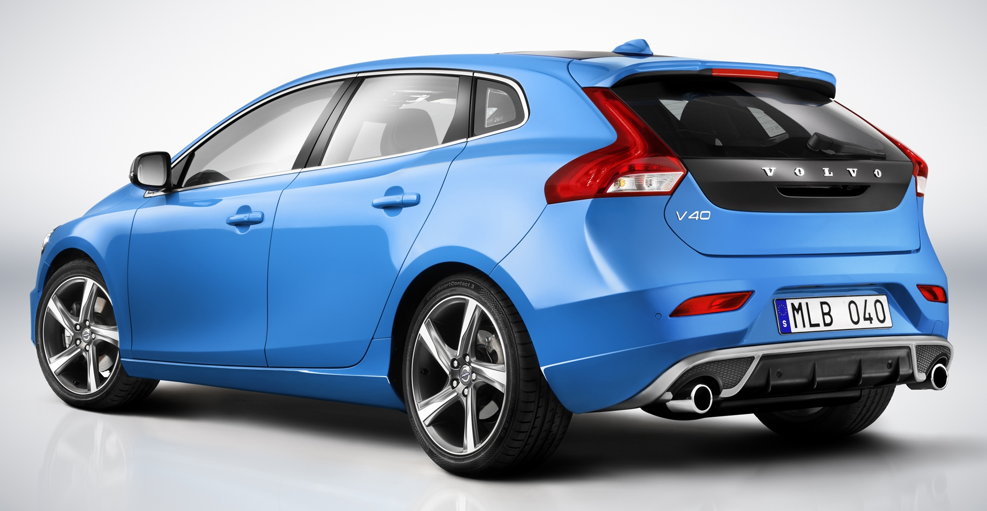 volvo v40 r design all set for paris premiere. Black Bedroom Furniture Sets. Home Design Ideas