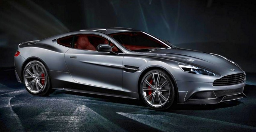 Aston Martin AM 310 Vanquish: more revealed Image #113842