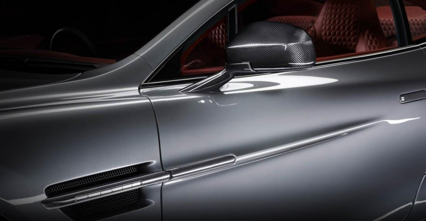 Aston Martin AM 310 Vanquish: more revealed Image #113840