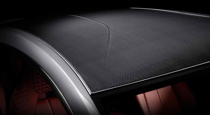 Aston Martin AM 310 Vanquish: more revealed Image #113838