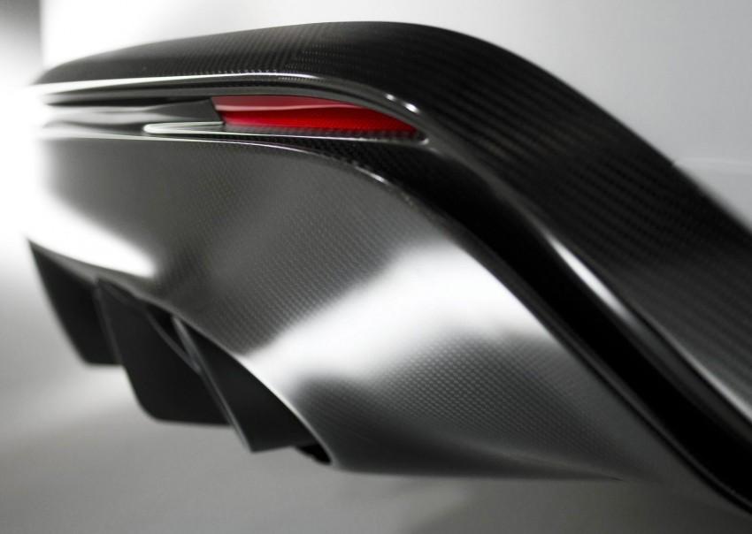 Sebastian Vettel's Infiniti FX50 S will cost over £100,000 Image #106409
