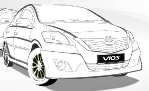 Toyota Vios 1 5g Limited New Rm89k Variant Soon