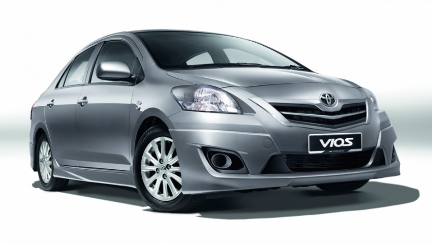 Toyota Vios enhanced for 2012 – RM73k to RM92k Image #113890