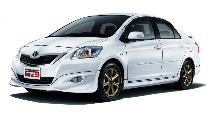 Toyota Vios enhanced for 2012 – RM73k to RM92k Image #113892