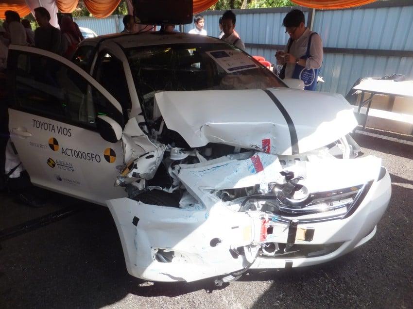 Thử nghiệm độ an toàn ô tô: Xe hãng nào an toàn nhất? (10)