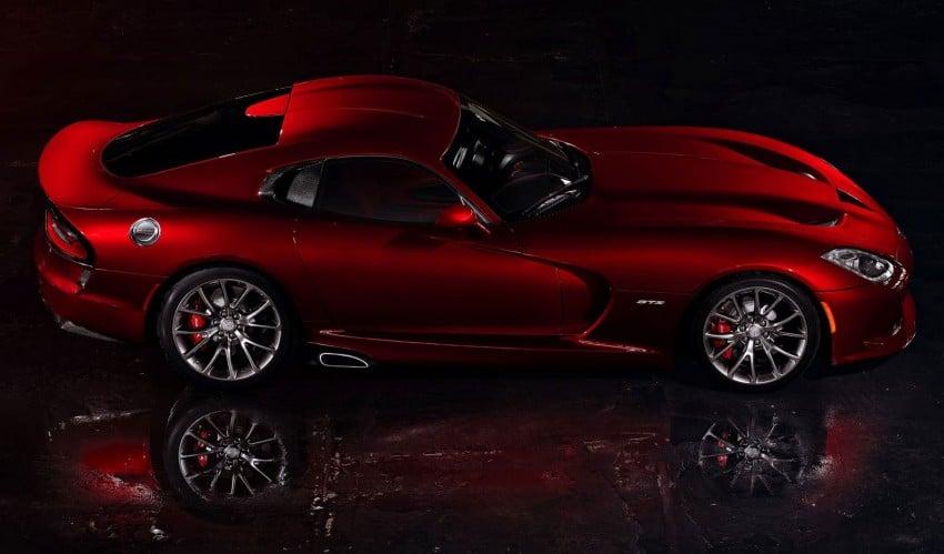 New Dodge SRT Viper – 8.4L V10, 640 hp, 814 Nm, crazy! Image #100878