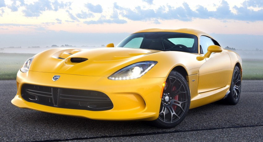 2013 SRT Viper: more photos, prices released Image #130468