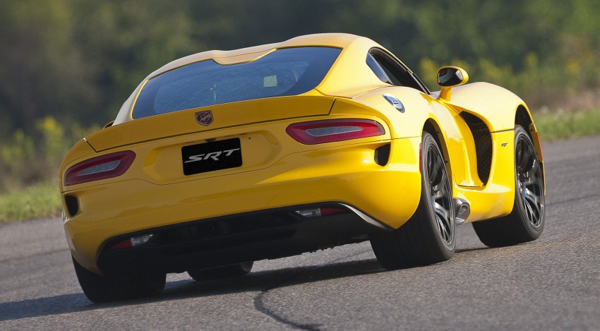 2013 SRT Viper: more photos, prices released Image #130464