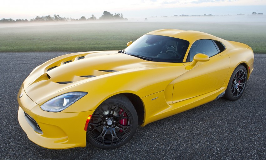 2013 SRT Viper: more photos, prices released Image #130465