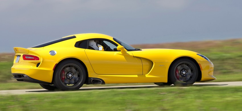 2013 SRT Viper: more photos, prices released Image #130466