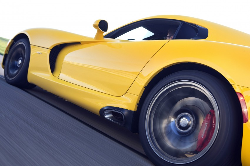 2013 SRT Viper: more photos, prices released Image #130467