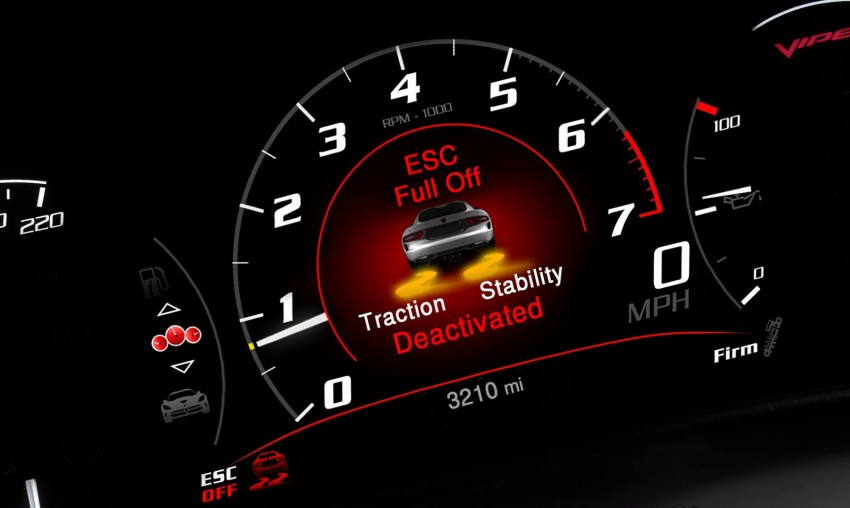 New Dodge SRT Viper – 8.4L V10, 640 hp, 814 Nm, crazy! Image #100893