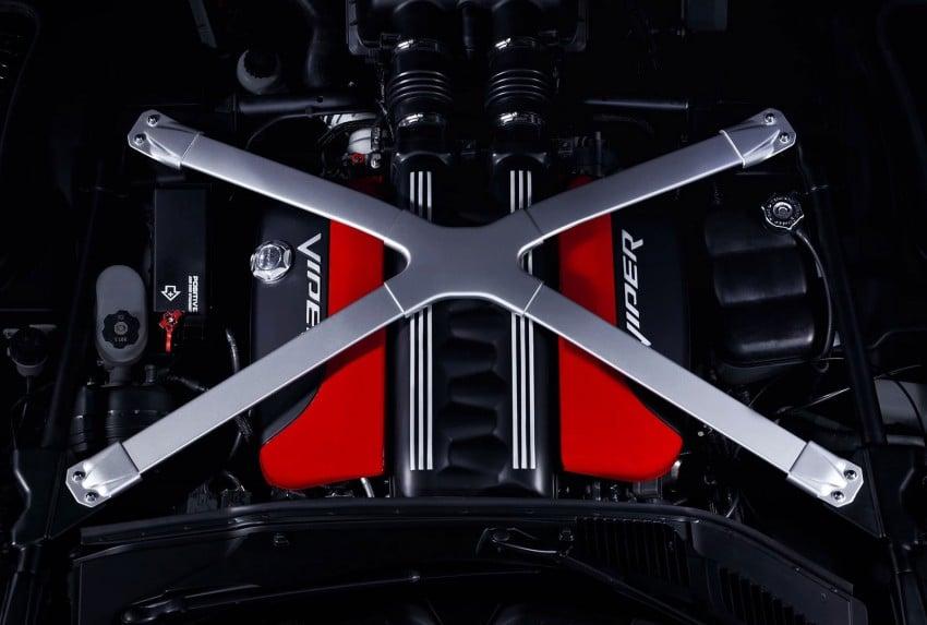 New Dodge SRT Viper – 8.4L V10, 640 hp, 814 Nm, crazy! Image #100901