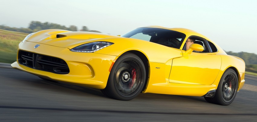 2013 SRT Viper: more photos, prices released Image #130471
