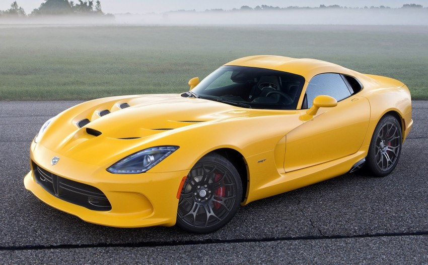 2013 SRT Viper: more photos, prices released Image #130473