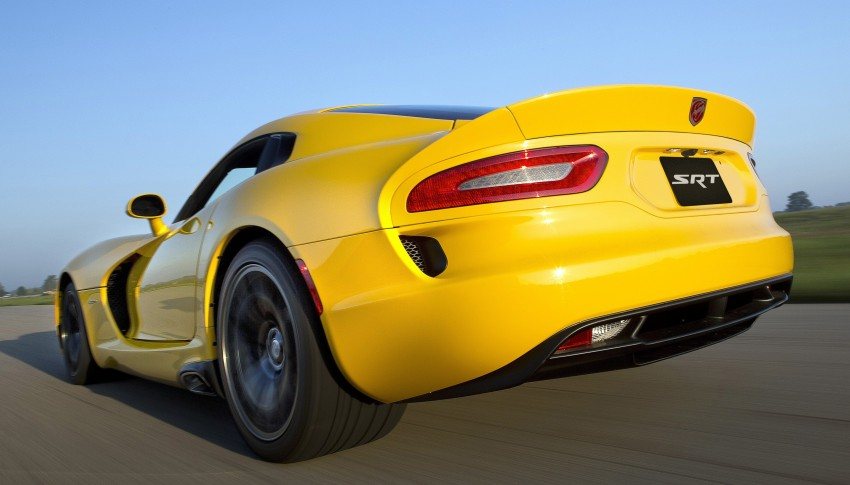 2013 SRT Viper: more photos, prices released Image #130474