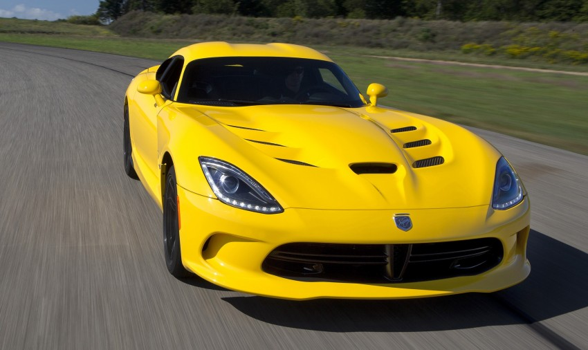 2013 SRT Viper: more photos, prices released Image #130462