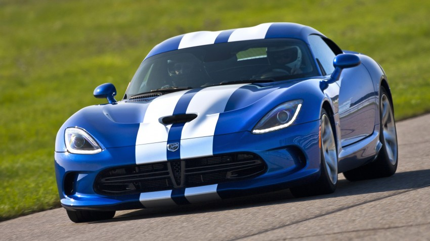 2013 SRT Viper: more photos, prices released Image #130488