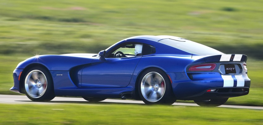 2013 SRT Viper: more photos, prices released Image #130491