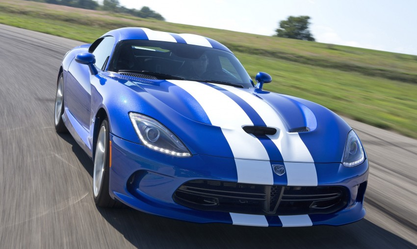 2013 SRT Viper: more photos, prices released Image #130492