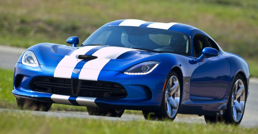 2013 SRT Viper: more photos, prices released Image #130484