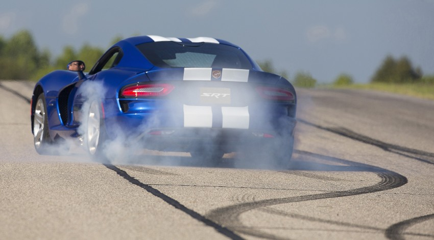 2013 SRT Viper: more photos, prices released Image #130485