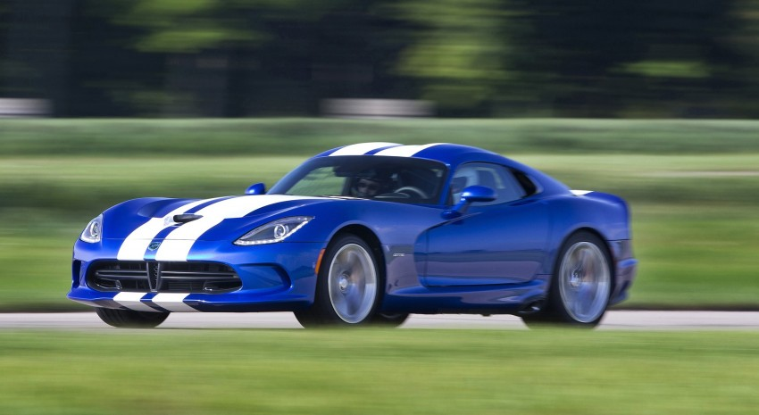 2013 SRT Viper: more photos, prices released Image #130486