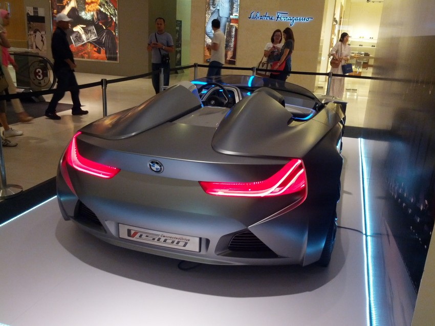BMW Vision ConnectedDrive on show in KL Image #137935