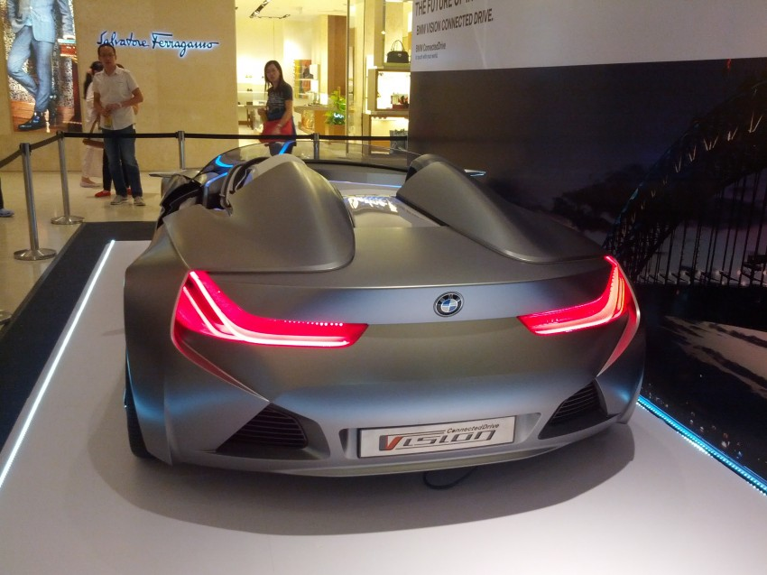 BMW Vision ConnectedDrive on show in KL Image #137936