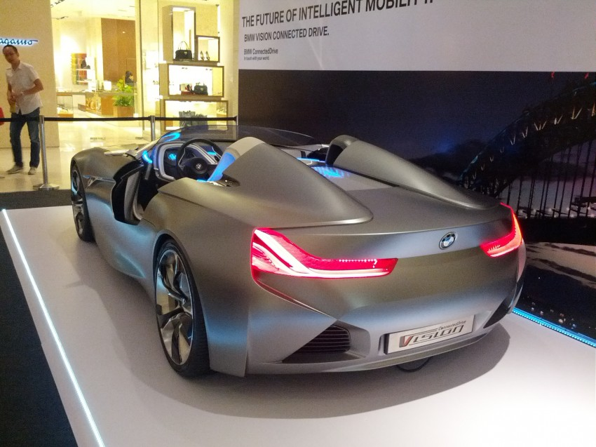 BMW Vision ConnectedDrive on show in KL Image #137937