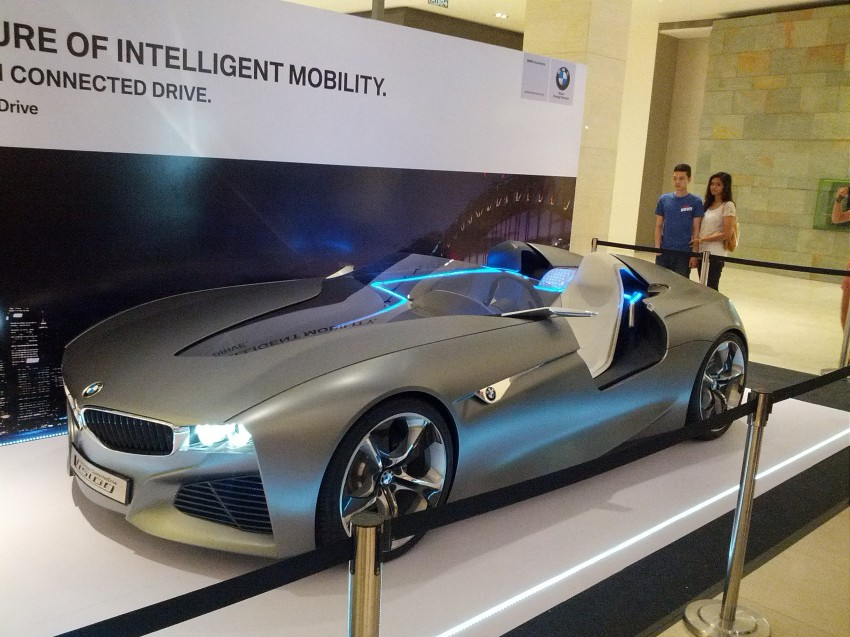 BMW Vision ConnectedDrive on show in KL Image #137941