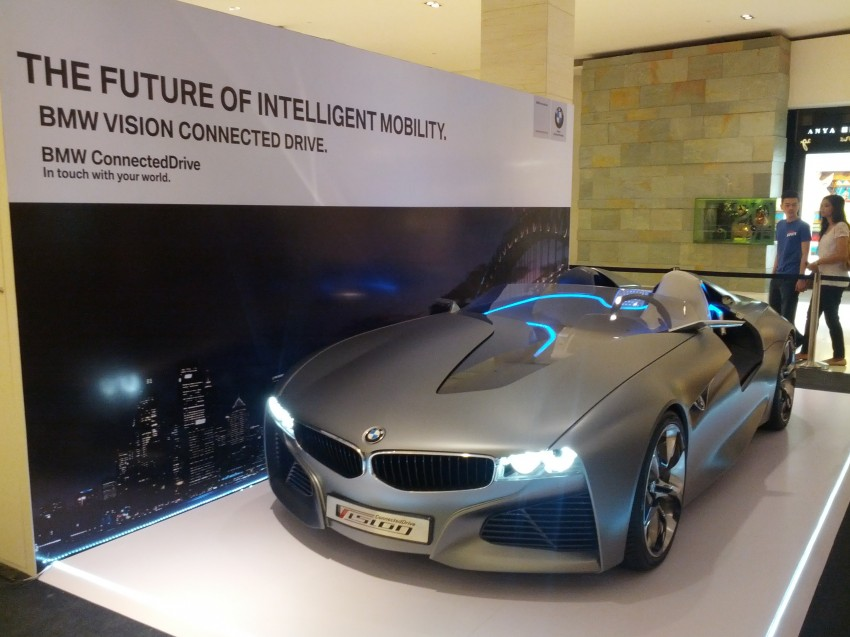 BMW Vision ConnectedDrive on show in KL Image #137942