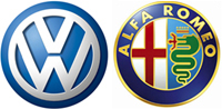 volkswagen-alfa-romeo logo