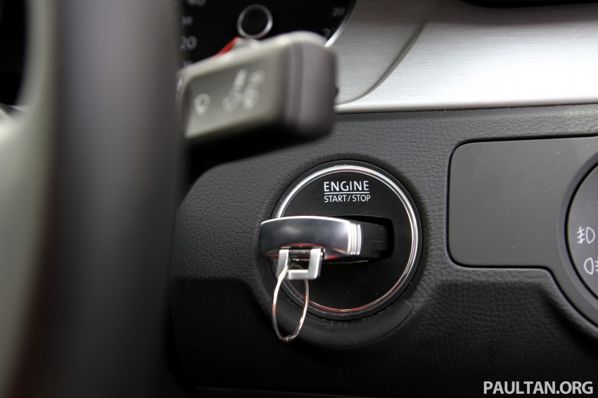 Volkswagen Passat CC R-Line 3.6L Test Drive Review Image #128132