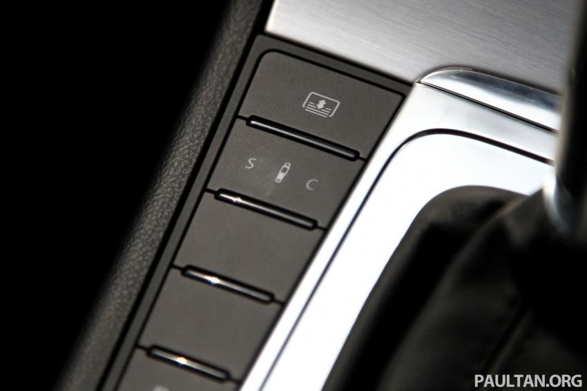 Volkswagen Passat CC R-Line 3.6L Test Drive Review Image #128142