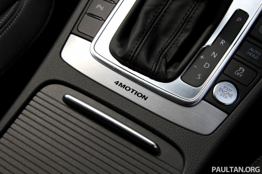 Volkswagen Passat CC R-Line 3.6L Test Drive Review Image #128143
