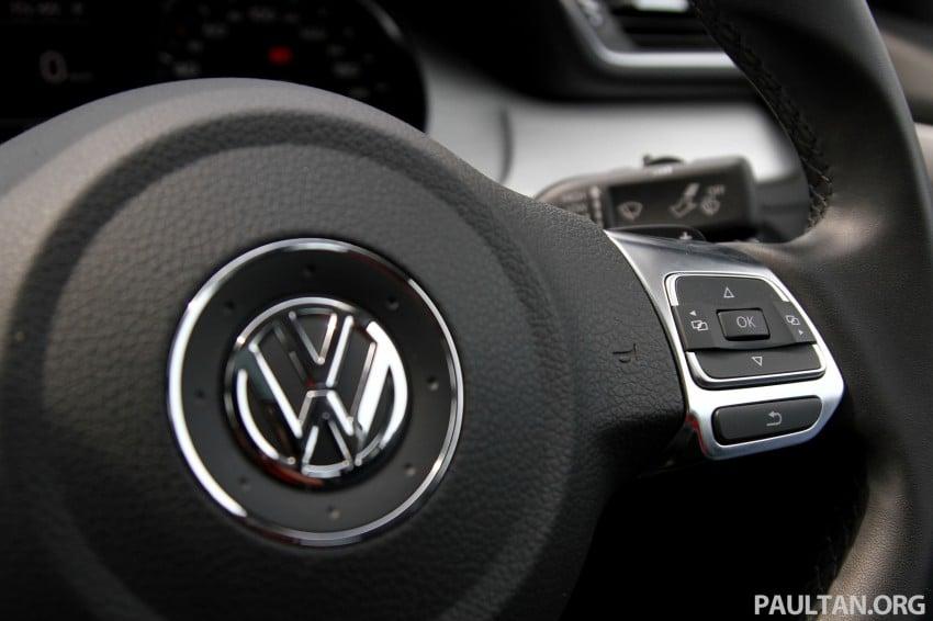 Volkswagen Passat CC R-Line 3.6L Test Drive Review Image #128147