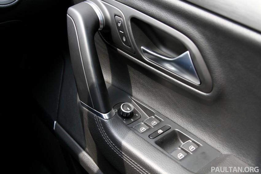 Volkswagen Passat CC R-Line 3.6L Test Drive Review Image #128148