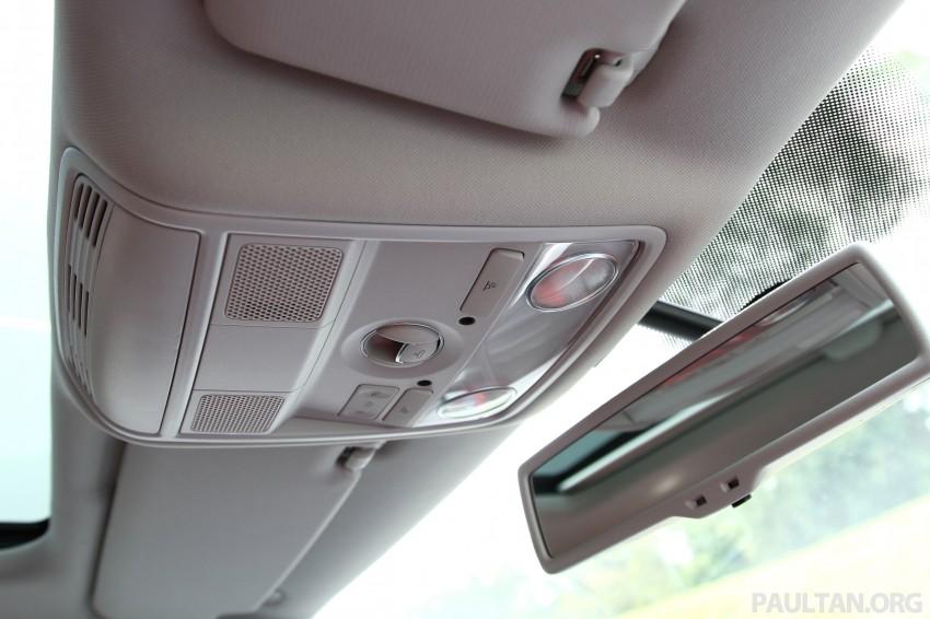 Volkswagen Passat CC R-Line 3.6L Test Drive Review Image #128150
