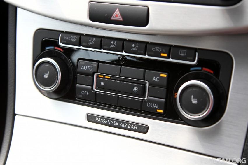 Volkswagen Passat CC R-Line 3.6L Test Drive Review Image #128153